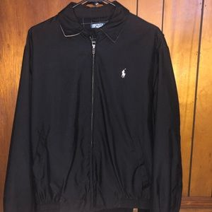 Men's polo jacket